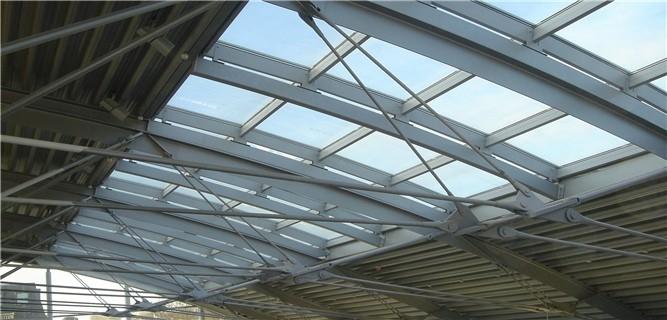 Glazed Roofs Peak Aluminium