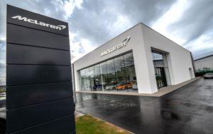 McLaren Hatfield