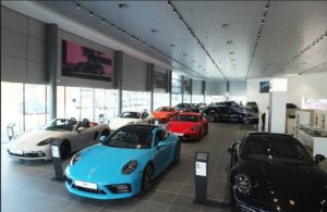 Porsche Centre Preston.